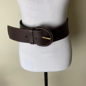 Banana Republic Leather Belt size S